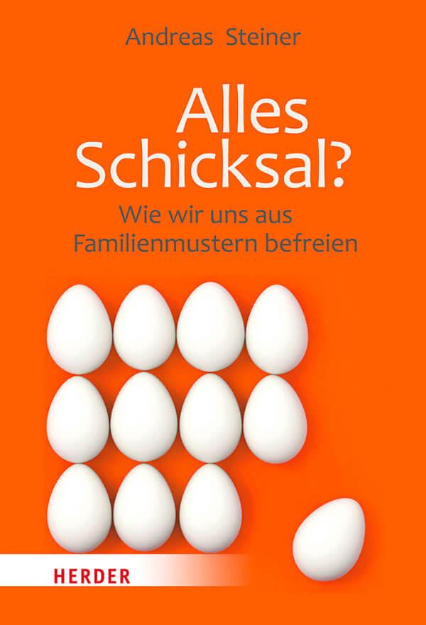 Cover Alles Schicksal Andreas Steiner